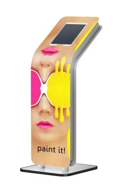 itop-ipad-pro-12,9-kiosk-paint 01